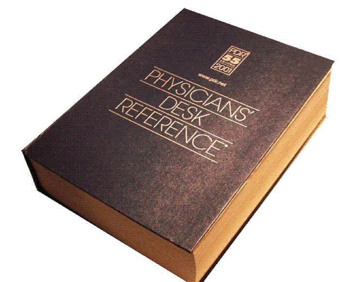 Guía de referencia médica (Physician's Desk Reference)